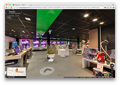 Elektronica winkel EP Maarssen